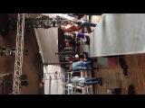 Виктория Модеста! Репетиция днем!Shakti Terrace, крыша клуба ICON!Утренняя репетиция!